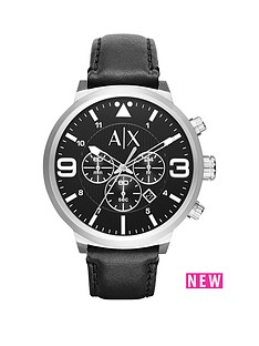 armani-exchange-black-dial-and-black-leather-strap-mens-watch