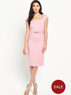 v-by-very-short-sleeve-midi-pencil-dress