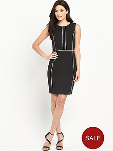 v-by-very-contrast-piping-pencil-dress