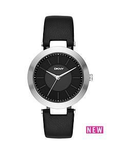 dkny-dkny-stanhope-20-black-strap-ladies-watch