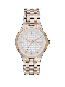 dkny-dkny-park-slope-two-tone-ladies-watch