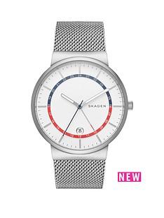 skagen-anchernbspsilver-stainless-steel-mesh-bracelet-mens-watch