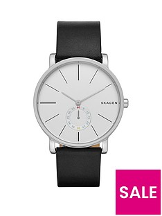 skagen-hagen-leather-black-strap-gents-w