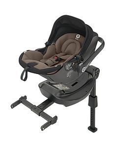 kiddy-evo-lunafix-goup-0-car-seat-inc-base