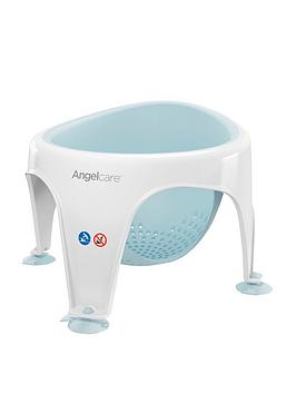 Angelcare Soft Touch Bath Seat - Blue