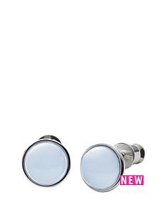 skagen-sea-glass-stainless-steel-stud-earrings