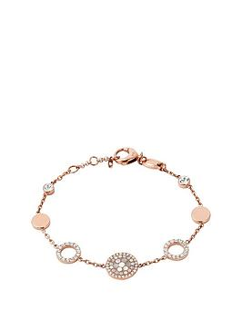 fossil-rose-gold-plated-crystal-set-disc-bracelet