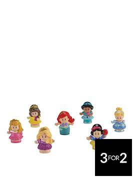 fisher-price-little-people-disney-princess-figure-pack