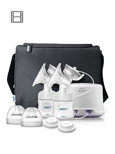 Avent Comfort Twin Electric Breast Pump