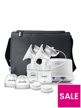 avent-comfort-twin-electric-breast-pump