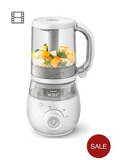 avent-4-in-1-healthy-steam-meal-maker