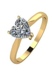 moissanite-9ct-gold-1-carat-heart-solitaire-ring