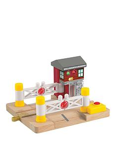 thomas-friends-woodennbsprailway-deluxe-railroad-crossing