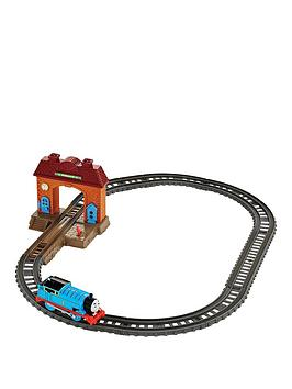 thomas-friends-trackmaster--nbspwellsworth-station-starter-set