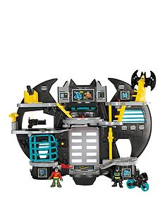 imaginext-batcave