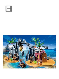 playmobil-pirates-treasure-island