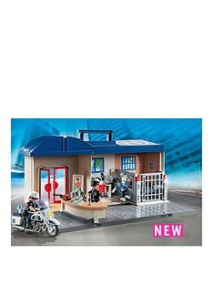 playmobil-take-along-police-station