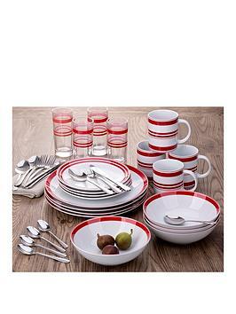 bistro-stripe-36-piece-salsa-dinner-set