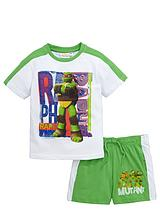 Boys Raphael T-Shirt and Shorts Set