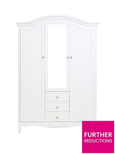 arabellenbsp3-door-3-drawer-mirrored-wardrobe