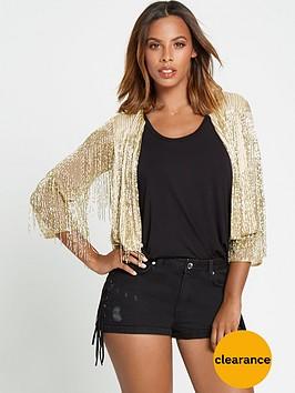rochelle-humes-fringe-beaded-jacket