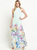 Ted Baker Hanging Gardens Border Maxi