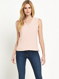 ted-baker-shoulder-tuck-sleeveless-top