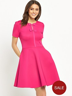ted-baker-ted-baker-bow-detail-neoprene-dress