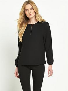 ted-baker-zip-front-top