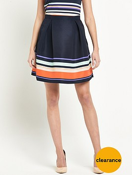 ted-baker-stripe-full-skirt