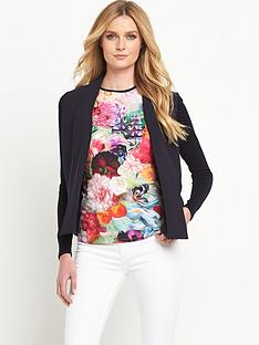 ted-baker-woven-front-wrap-jacket