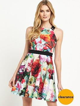 ted-baker-floral-print-dress