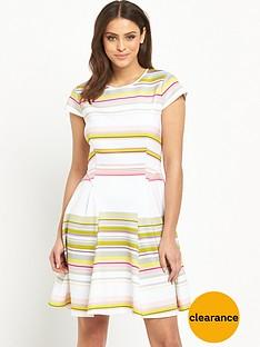 ted-baker-carousel-stripe-skater-dress