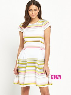 ted-baker-ted-baker-carousel-stripe-skater-dress