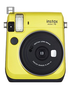 fujifilm-instax-mini-70-instant-camera-yellow-inc-10-shots
