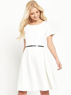 v-by-very-petite-ponte-fit-and-flarenbspdress