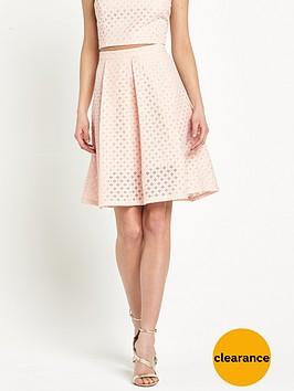 miss-selfridge-lace-petite-midi-skirt