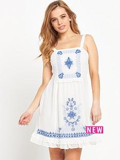 miss-selfridge-miss-selfridge-embroidered-ivory-sundress-petite
