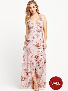 miss-selfridge-miss-selfridge-frill-wrap-maxi-dress