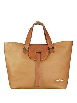 babybeau-ellie-tan-changing-bag