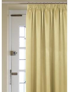 woven-thermal-blackout-pleated-door-curtain