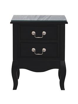 Nightstand Front View