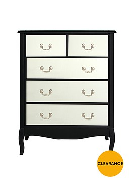 new-elyseenbsp3-2-drawer-chest-mirrored-front