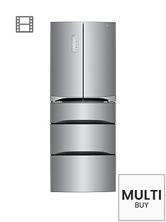lg-gb6140pzqv-multi-door-american-style-fridge-freezer-silver