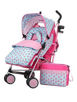 obaby-zeal-stroller-bundle-cottage-rose