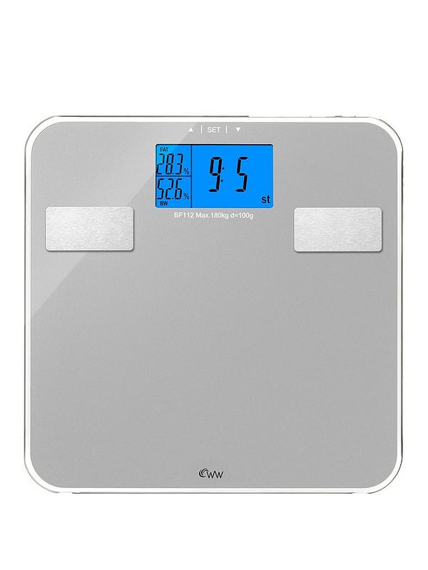 Weight Watchers Precision Analyser Glass Scale Very Co Uk