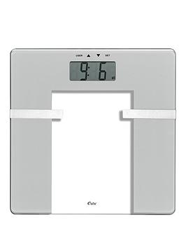 Weight Watchers Weightwatchers Ultra Slim Glass Body Analyser Scale