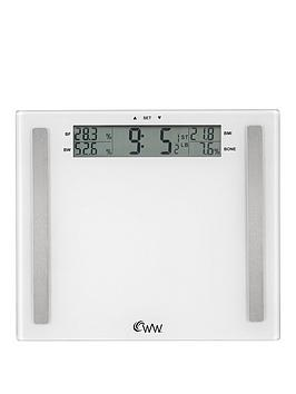 Weight Watchers Weightwatchers Ultimate Accuracy, Easy Read Glass Scale