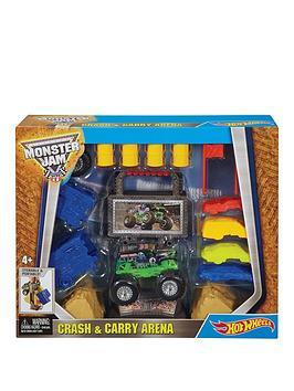 hot-wheels-monster-jam-crash-amp-carry-arena-playset