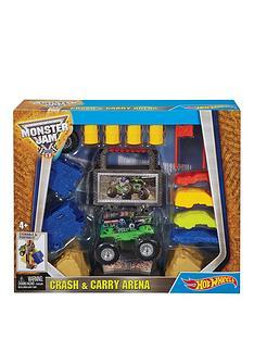 hot-wheels-monster-jam-crash-amp-carry-arenda-playset